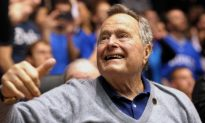 Oldest Living Former President George Bush Falls