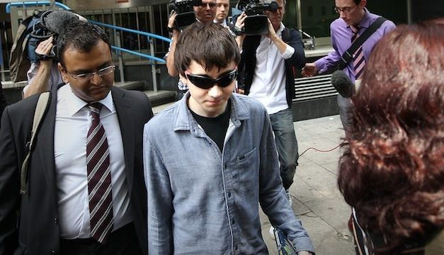 LulzSec Leader Bailed Out Of Jail Today In Britain