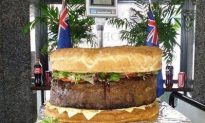 """The """"Whoa Sh*t That Doesn't Even Look Good"""" Burger"""