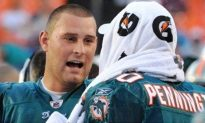 Henne Gets Benched!