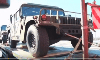 U.S. Army Nears High-Stakes Award For Humvee Replacement
