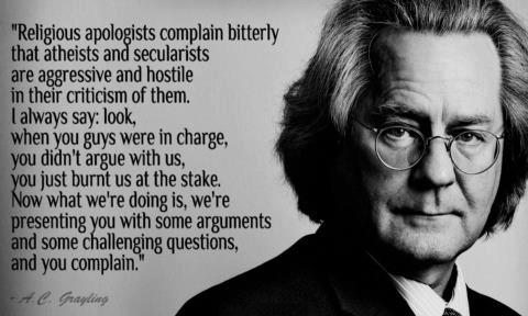 Words to Live By With A.C. Grayling