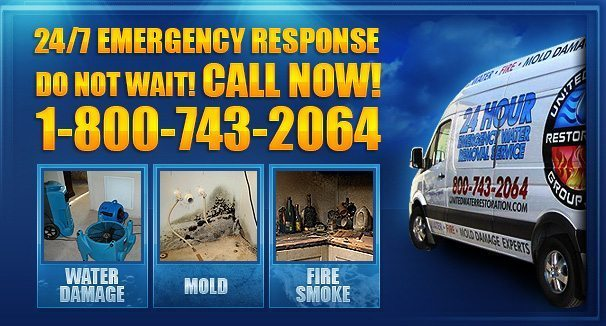 Water Restoration Group for Water, Flood, Fire, Storm, Sewage and Mold Emergencies