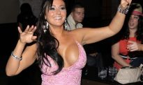 J-Woww Of Jersey Shore Turns Down Nearly Half-a-Mil From Playboy