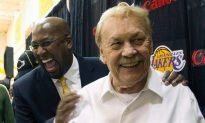 LA Lakers Owner Jerry Buss Dies at 80