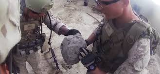 Marine Gets Shot In The Head By Sniper…Walks Away Unscathed