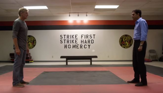 Cobra Kai, the Karate Kid Sequel is Coming to YouTube Red