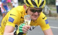 Tour de France cheater turns to life of crime.