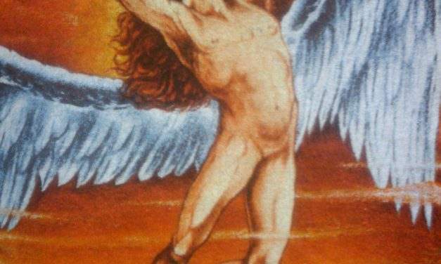 The Little Girl Asked…Is the Led Zeppelin Angel a Guy or a Girl?