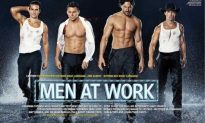"""Magic Mike"" May Just Draw In A Few Female Viewers This Weekend, (Females)..  LOL You Mean The Gays Got This Covered !!!!"