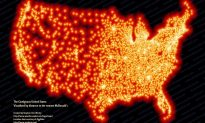 Ewww Heat Map Of All The McDonald's In The Country