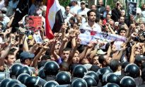 3 Dead in Egypt Protests