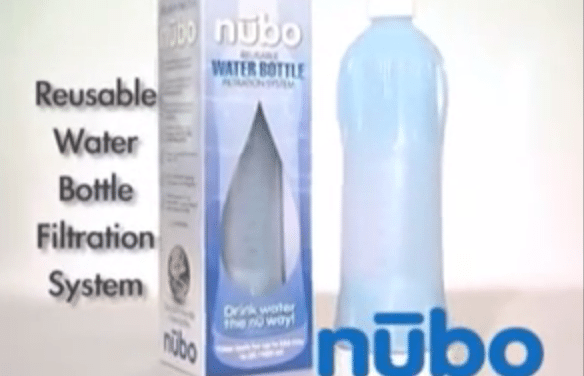 Nubo Reusable Water Bottle