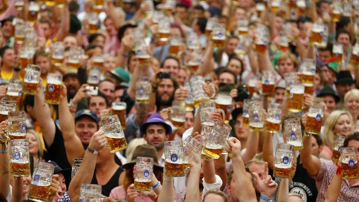 Let's Have Ourselves a Wiesn!