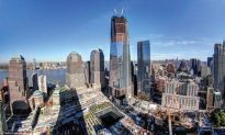 1 World Trade Center to be the tallest building in the Western Hemisphere
