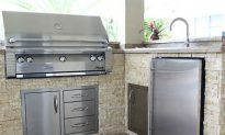 Ten features for your new outdoor kitchen