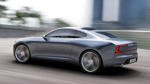 Check Out the New Volvo Concept Car