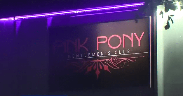 Cops Raid, Shut Down Pink Pony Strip Club