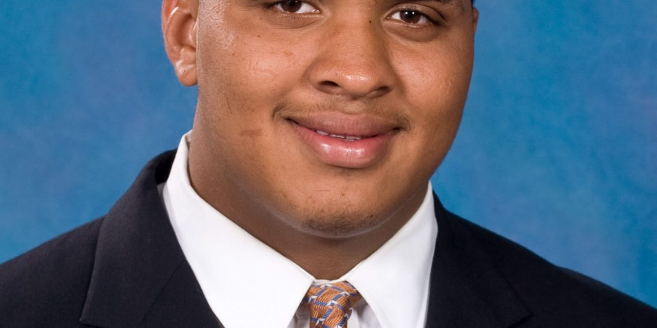 Miami Dolphins 1st Round Pick Mike Pouncey
