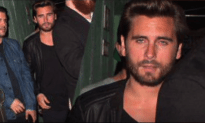 Kourtney Kardashian's Ex Scott Disick Back To Partying