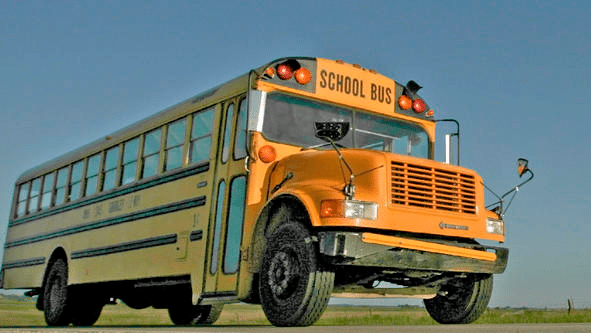Special Needs Child Left Behind On School Bus