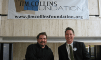 JIM COLLINS FOUNDATION AWARDS ITS FIRST GRANT FOR GENDER-CONFIRMING SURGERY