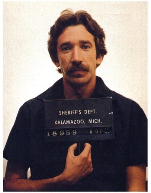 Tim Allen Was a Pretty Crazy Guy