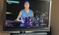 OMG! Will Ferrell Plays Drums w/ Red Hot Chili Peppers @ Austin City Limits 2017