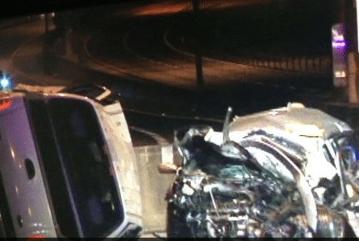 Five Killed in I-95 Wrong-Way Crash