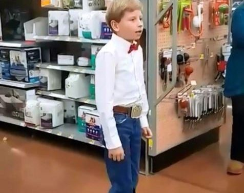 Get Wise: Who is the Walmart Yodel Boy?